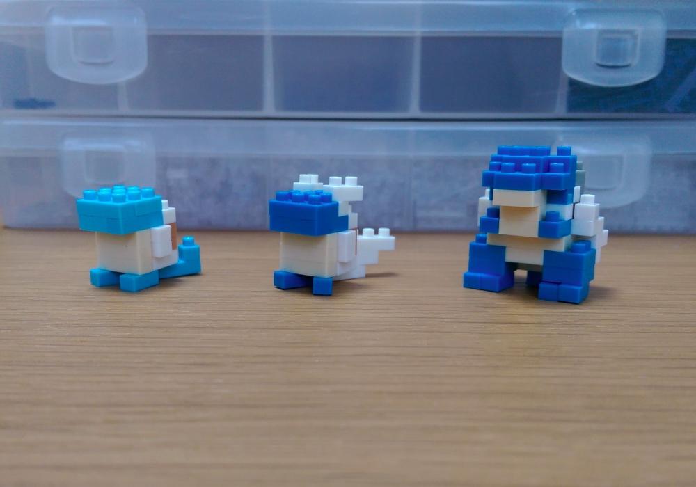ゼニガメシリーズ